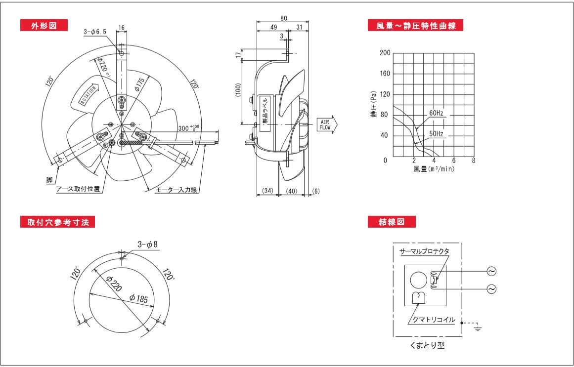 175P04-TPシリーズ図面