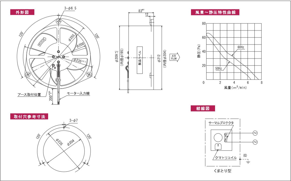 200-04-5-TPシリーズ図面