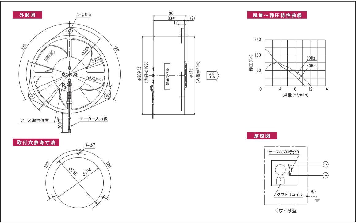 200-09-5-TPシリーズ図面