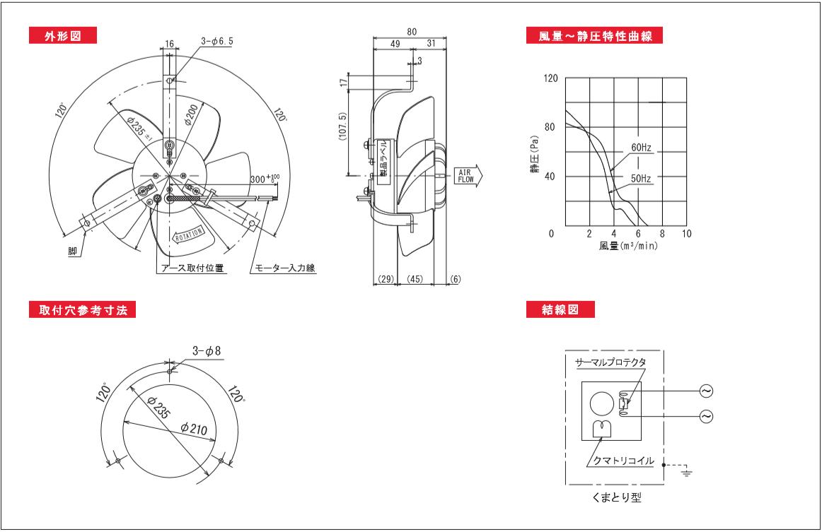 200P04-TPシリーズ図面