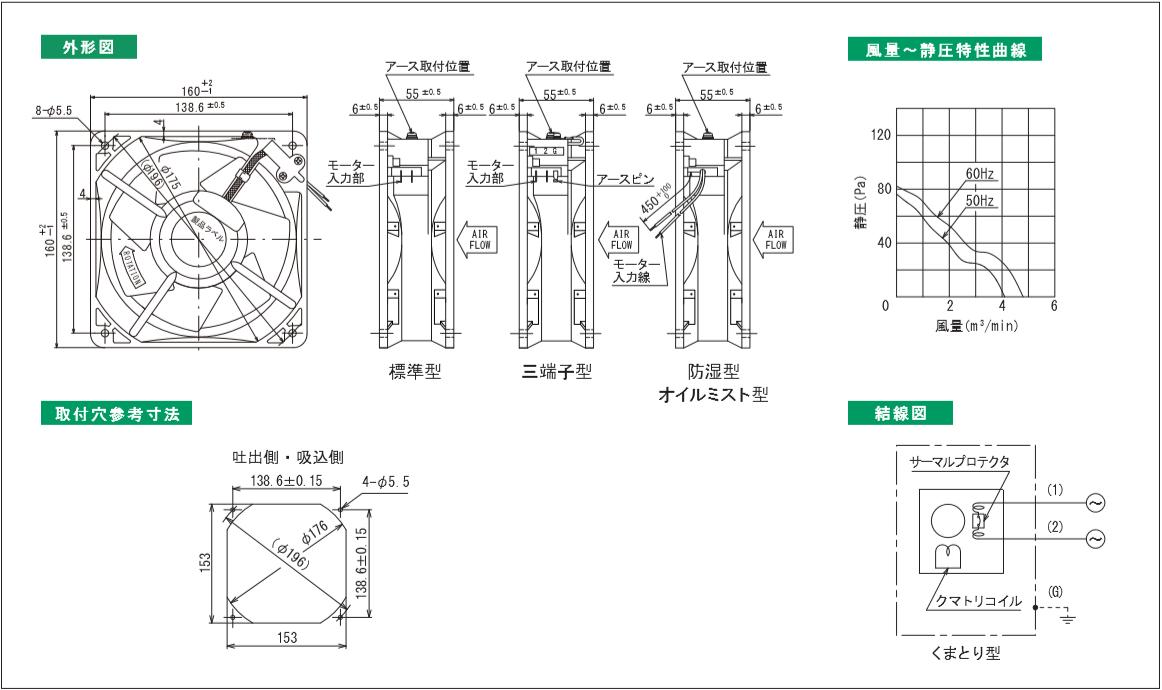 7109G1X-TPシリーズ図面