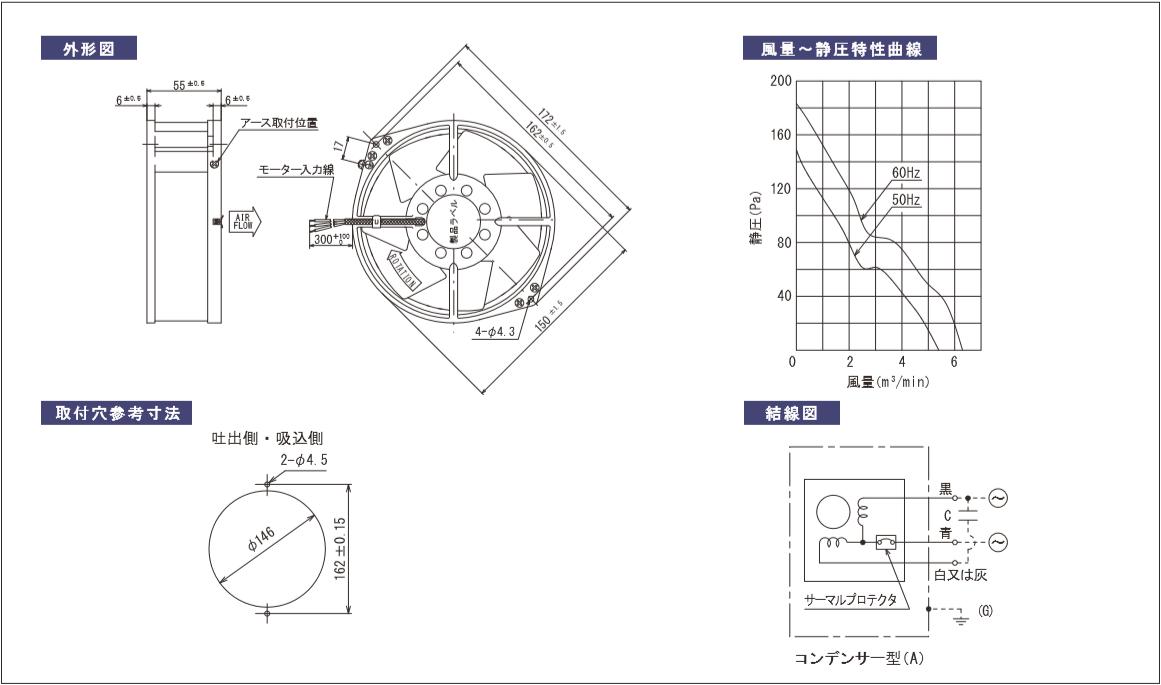 7200X-TPシリーズ図面
