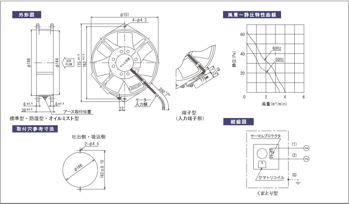 7806X-TPシリーズ図面
