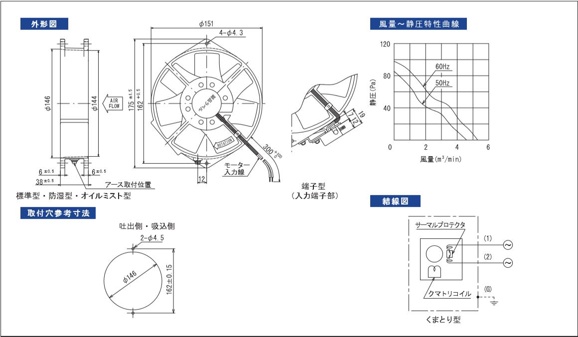 7906X-TPシリーズ図面