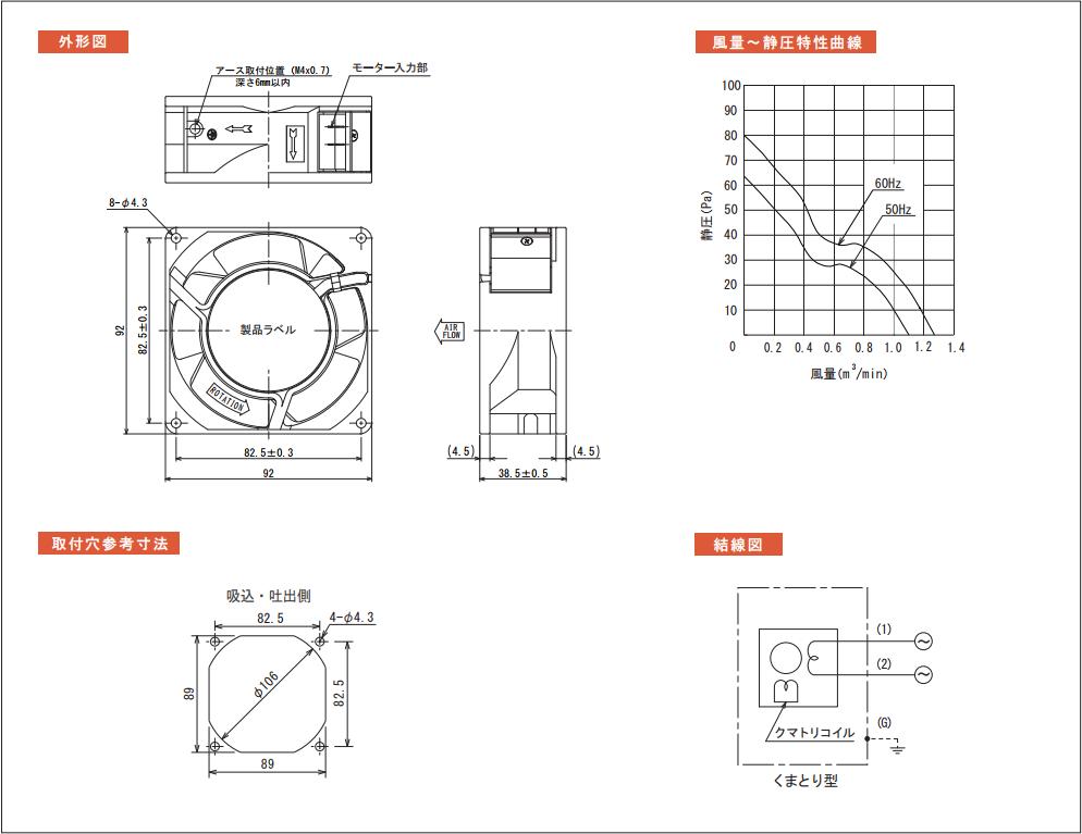 AP092038シリーズ図面