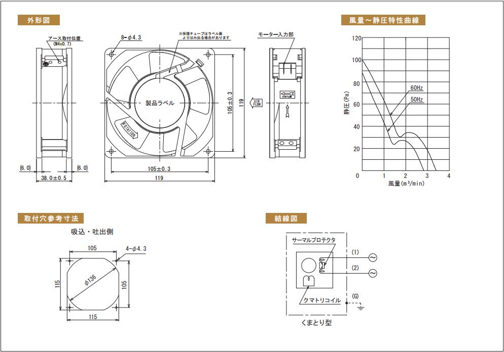 AS120038-3271シリーズ図面