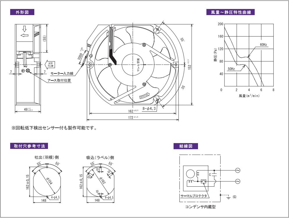 P17E10H-TP-GTEWシリーズ図面