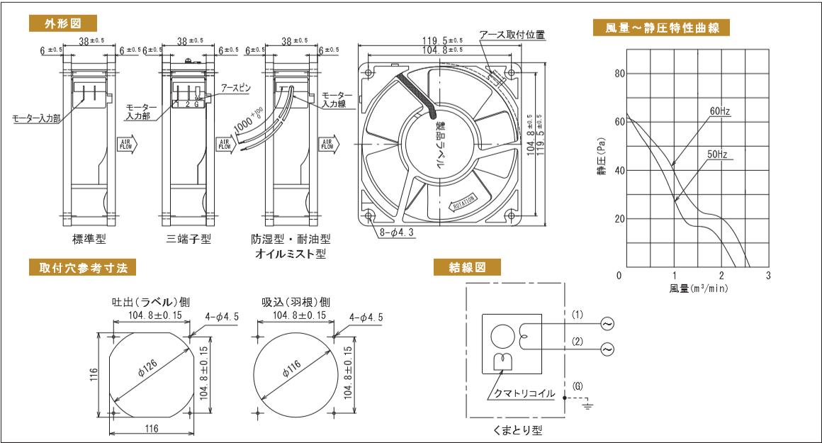 S4506シリーズ図面