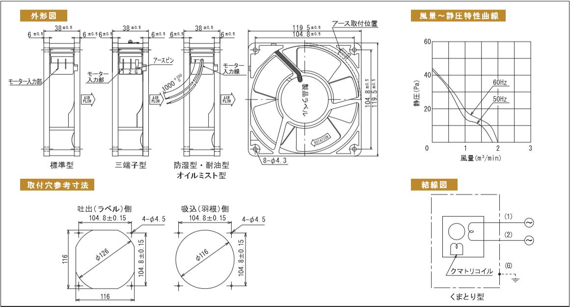 S4900シリーズ図面