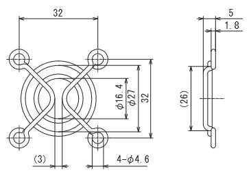 フィンガーガード 型式:IG-040