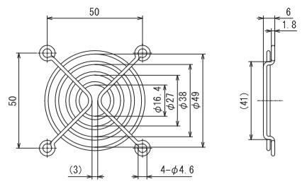 フィンガーガード 型式:IG-060
